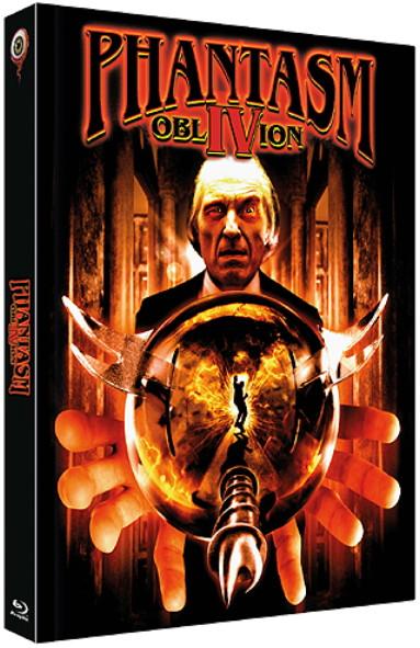Phantasm 4 - Oblivion - Mediabook - Cover B [Blu-ray+DVD]