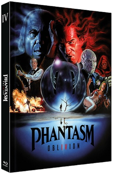 Phantasm 4 - Oblivion - Mediabook - Cover C [Blu-ray+DVD]