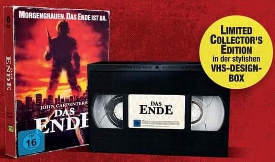 Das Ende - Assault on Precinct 13 - VHS-Edition [Blu-ray]