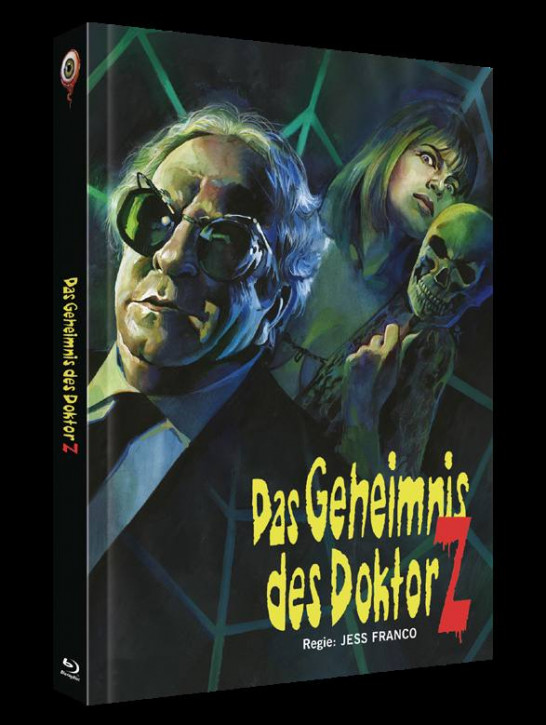 Das Geheimnis des Doktor Z - Limited Collectors Edition Cover C [Blu-ray+DVD]