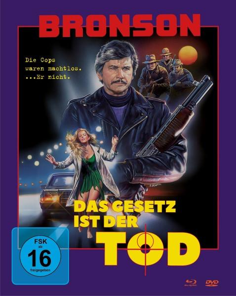 Das Gesetz ist der Tod  - Limited Mediabook Edition - Cover A [Blu-ray+DVD]