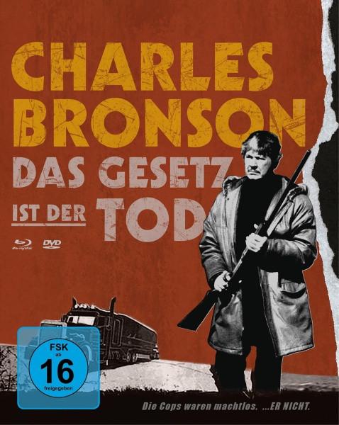Das Gesetz ist der Tod  - Limited Mediabook Edition - Cover B [Blu-ray+DVD]