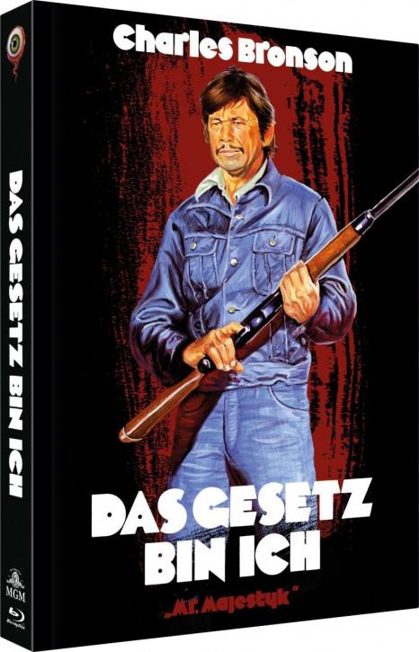 Das Gesetz bin ich - Limited Collectors Edition Mediabook - Cover C [Blu-ray+DVD]