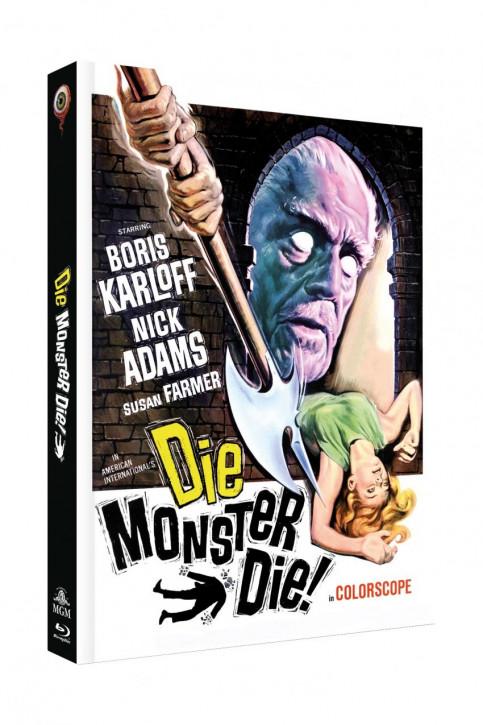 Das Grauen auf Schloss Witley - Limited Collectors Edition Mediabook - Cover C [Blu-ray+DVD]