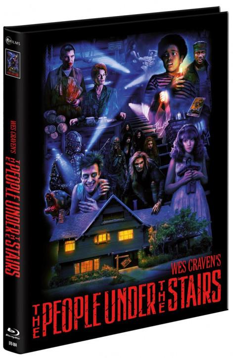 Das Haus der Vergessenen - Limited Mediabook Edition [Blu-ray+DVD]