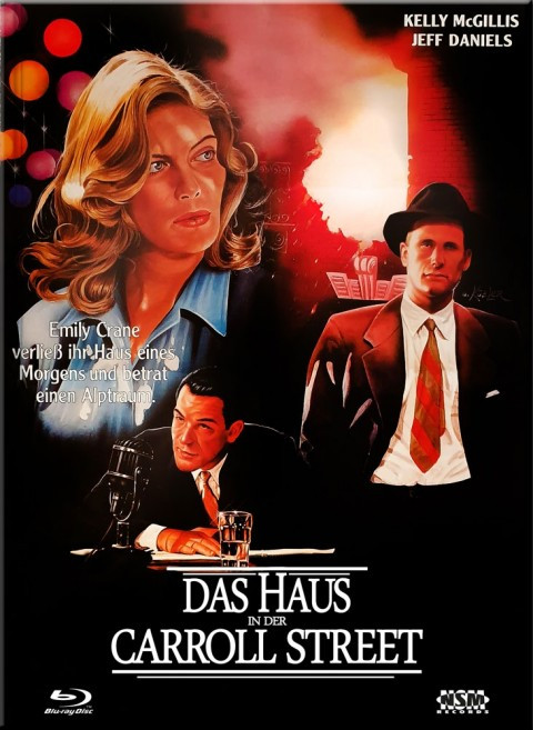 Das Haus in der Carroll Street - Limited Collector's Edition - Cover B [Blu-ray+DVD]