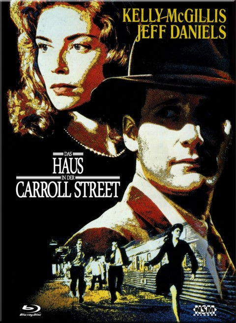 Das Haus in der Carroll Street - Limited Collector's Edition - Cover C [Blu-ray+DVD]