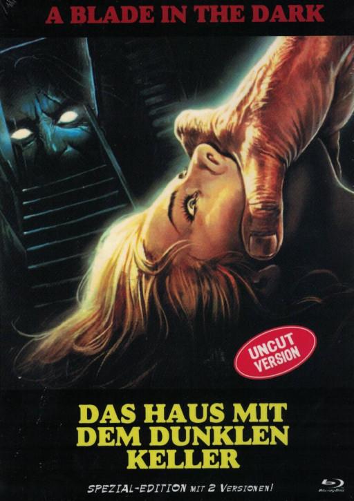 Das Haus mit dem dunklen Keller - kleine Hartbox - Cover A [Blu-ray]