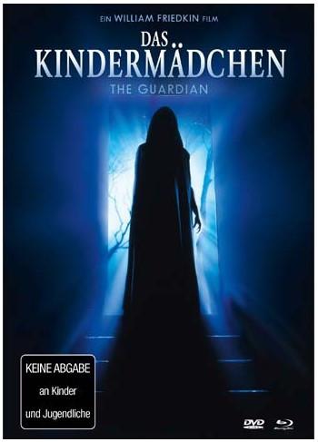 Das Kindermädchen - Mediabook [Blu-ray+DVD]