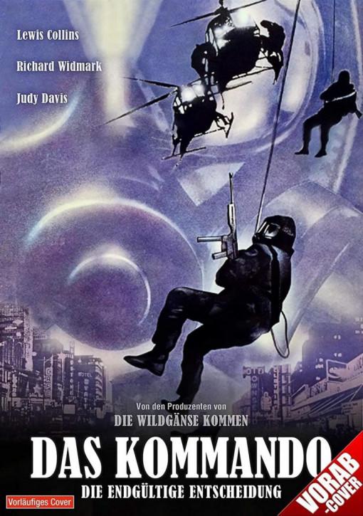Das Kommando - Die endgültige Entscheidung - Limited Mediabook Edition [Blu-ray+DVD]