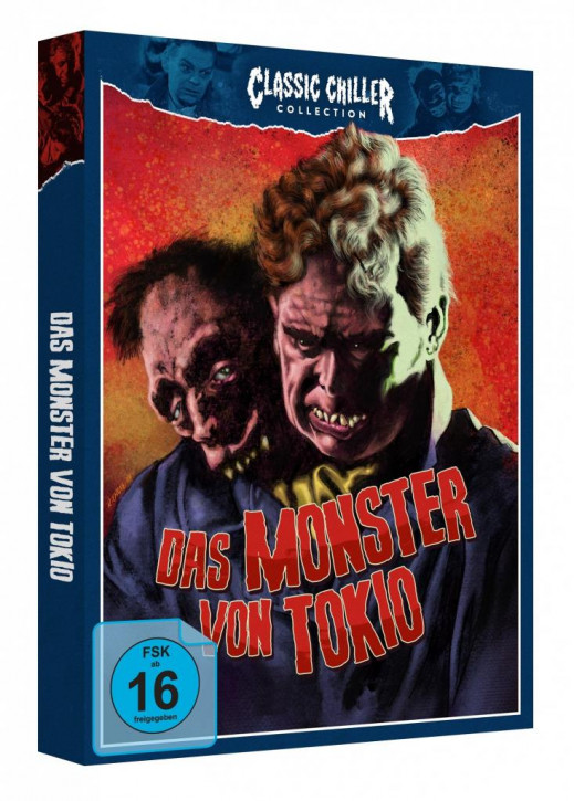 Das Monster von Tokio - Classic Chiller Collection [Blu-ray]
