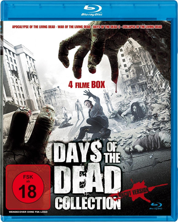 Days of the Dead - Collection [Blu-ray]