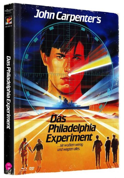 Das Philadelphia Experiment - Mediabook [Blu-ray+DVD]
