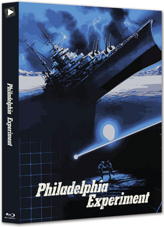 Das Philadelphia Experiment - Limited Mediabook Edition [Blu-ray+DVD]
