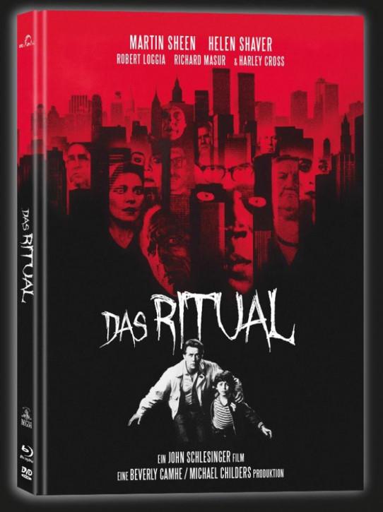 Das Ritual - Limited Collectors Edition Mediabook - Cover A [Blu-ray+DVD]