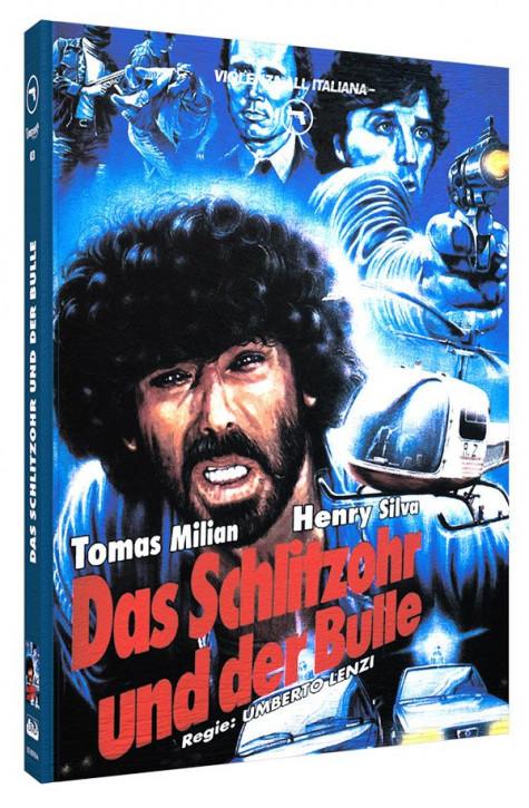 Das Schlitzohr und der Bulle - Limited Mediabook Edition - Cover A [Blu-ray+DVD]