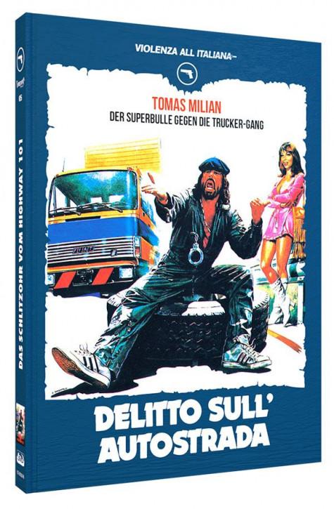 Das Schlitzohr vom Highway 101 - Limited Mediabook Edition - Cover B [Blu-ray+DVD]