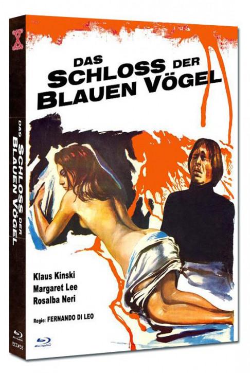 Das Schloss der blauen Vögel - Eurocult Collection #035 - Mediabook - Cover C [Blu-ray+DVD]