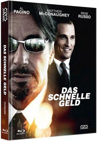 Das Schnelle Geld - Mediabook - Cover B [Blu-ray]