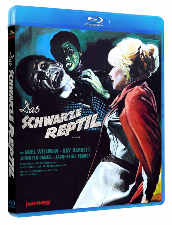 Das schwarze Reptil [Blu-ray]