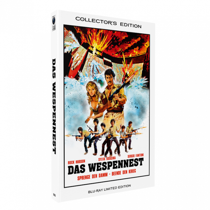 Das Wespennest - grosse Hartbox [Blu-ray]