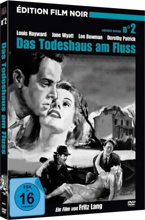 Das Todeshaus am Fluss  - Limited Mediabook Edition - [DVD]