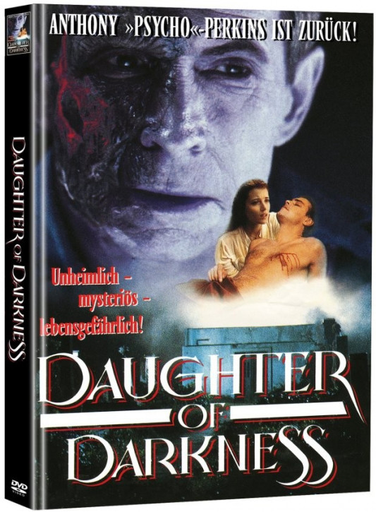 Daughter of Darkness - Limited Mediabook Edition (Super Spooky Stories #42) [DVD]