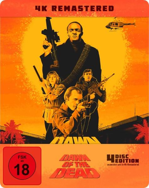 Zombie - Dawn of the Dead - Steelbook [4K UHD+Blu-ray]