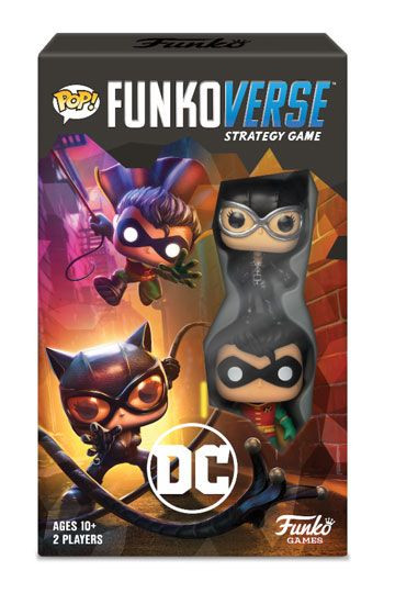 DC Comics Funkoverse Expandalone - Brettspiel-Erweiterung