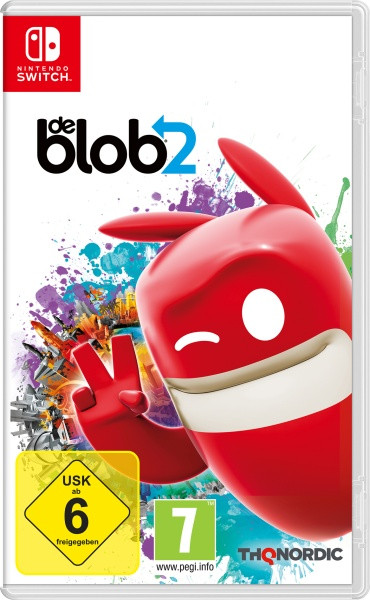 De Blob 2 [Nintendo Switch]