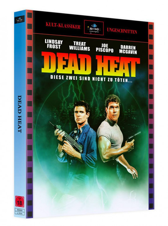 Dead Heat - Mediabook - Cover A [Blu-ray]