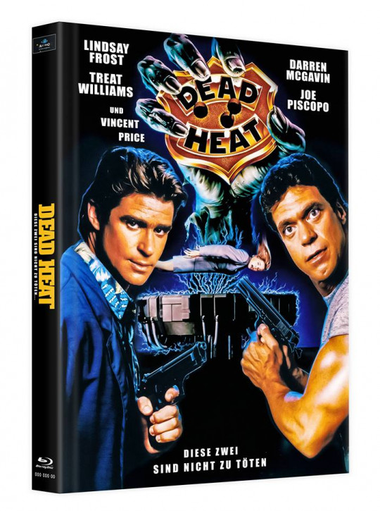 Dead Heat - Mediabook - Cover B [Blu-ray]