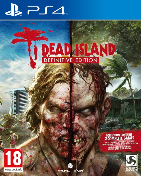 Dead Island - Definitive Collection (AT-Pegi) [PS4]