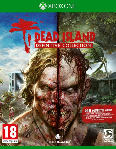 Dead Island - Definitive Collection (AT-Pegi) [Xbox One]