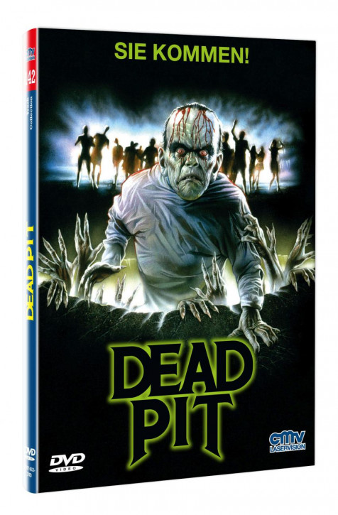 Dead Pit - Trash Collection #142 - Cover B [DVD]