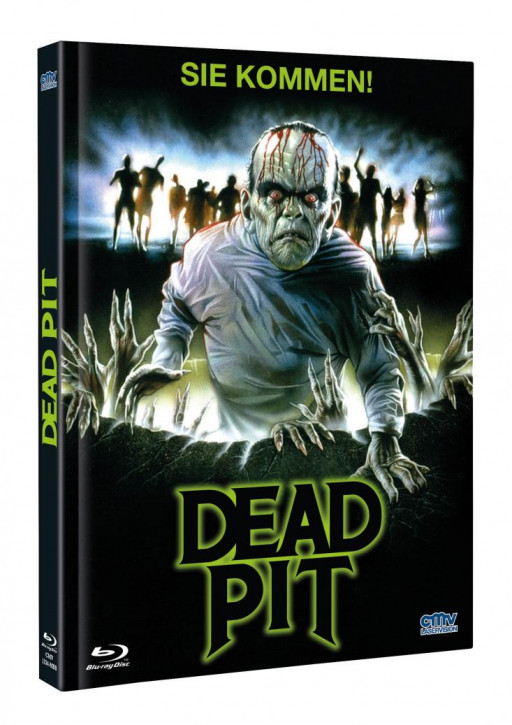 Dead Pit - Limited Mediabook - Cover B [Blu-ray+DVD]