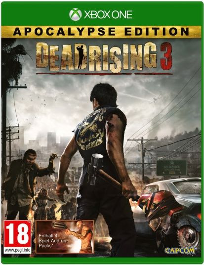 Dead Rising 3 - Apocalypse Edition (AT-Pegi) [Xbox One]