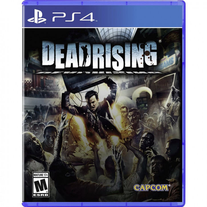 Dead Rising (US-Import) [PS4]