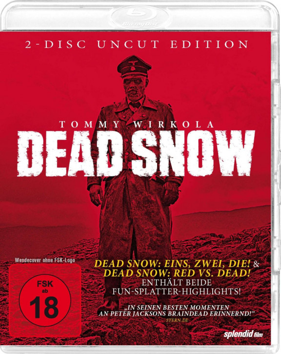 Dead Snow - Double Feature [Blu-ray]