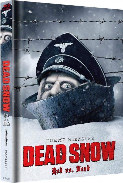 Dead Snow 2 - Limited Mediabook Edition - Cover B [Blu-ray]