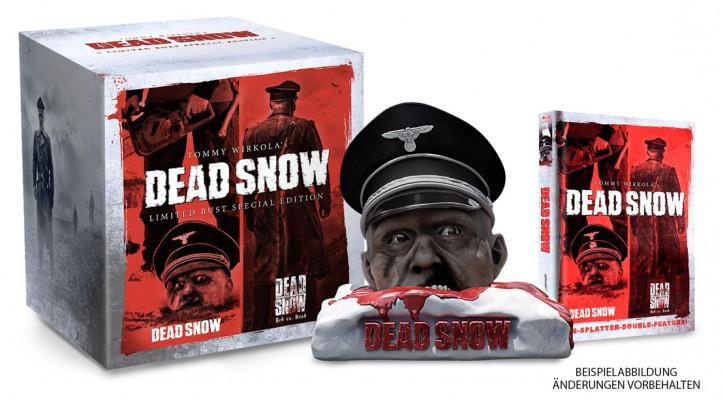 Dead Snow 1 & 2 - Special Edition inkl. Büste [Blu-ray]