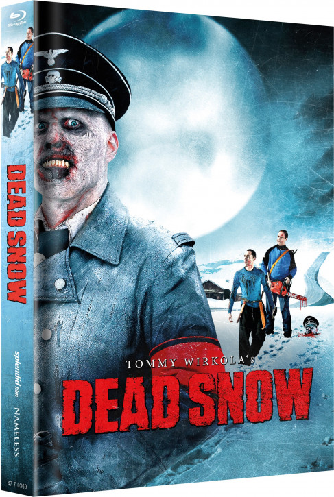 Dead Snow - Limited Mediabook Edition - Cover A [Blu-ray]