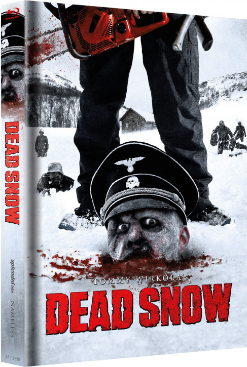 Dead Snow - Limited Mediabook Edition - Cover B [Blu-ray]