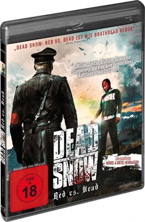 Dead Snow - Red vs. Dead [Blu-ray]