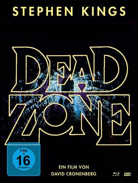 Stephen Kings - The Dead Zone - Limited Mediabook Edition [Blu-ray+DVD]