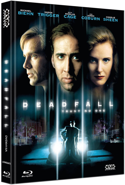 Deadfall - Limited Collector's Edition - Cover A [Bluray+DVD]