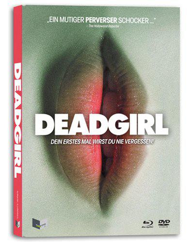 Deadgirl - Limited Collectors Edition [Blu-ray+DVD]