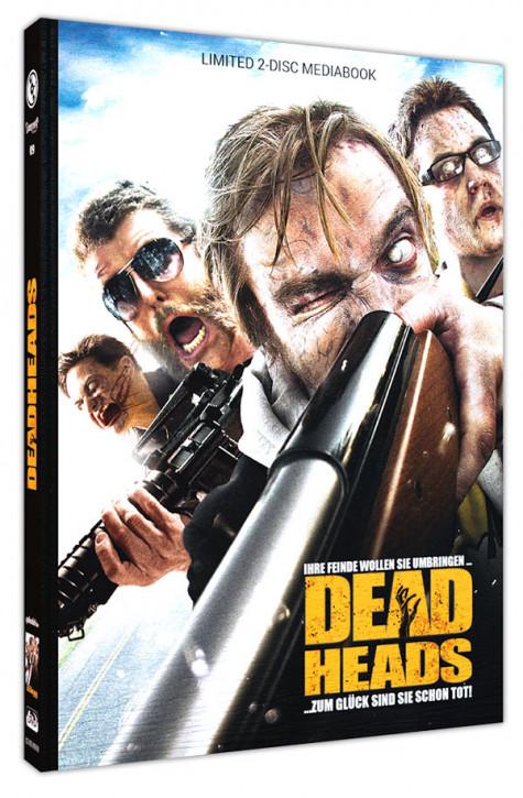 Deadheads - Limited Mediabook Edition - Cover B [Blu-ray+DVD]