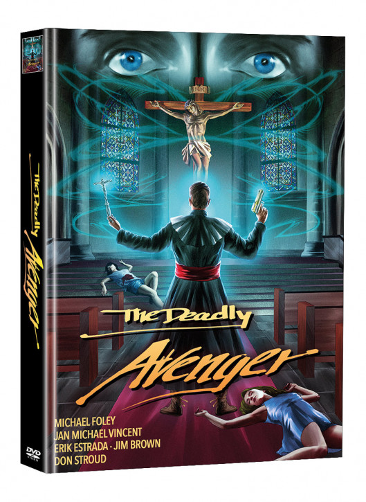 Deadly Avenger - Limited Mediabook Edition - Cover C (Super Spooky Stories #148) [DVD]