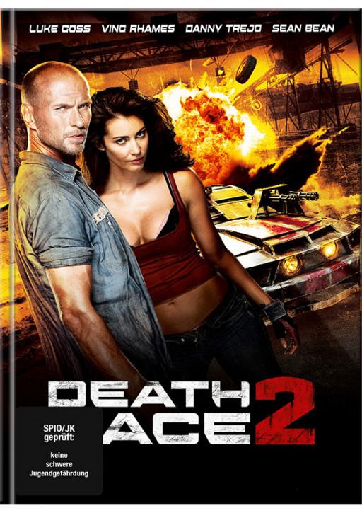Death Race 2 - Mediabook - Cover B [Blu-Ray+DVD]